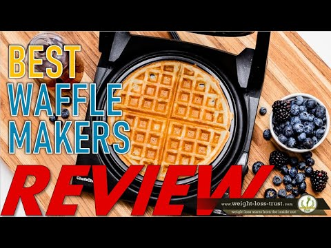 Top 10 Best Waffle Makers REVIEWS 2020