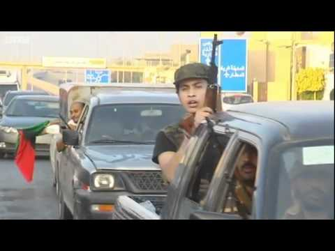 Libyan Conflict - BBC team attacked by Gaddafi forces in Tripoli