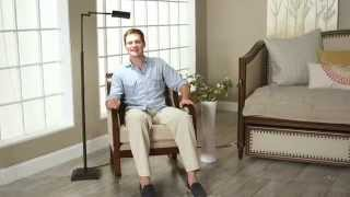 Kichler 74248 Floor Lamp - Product Review Video