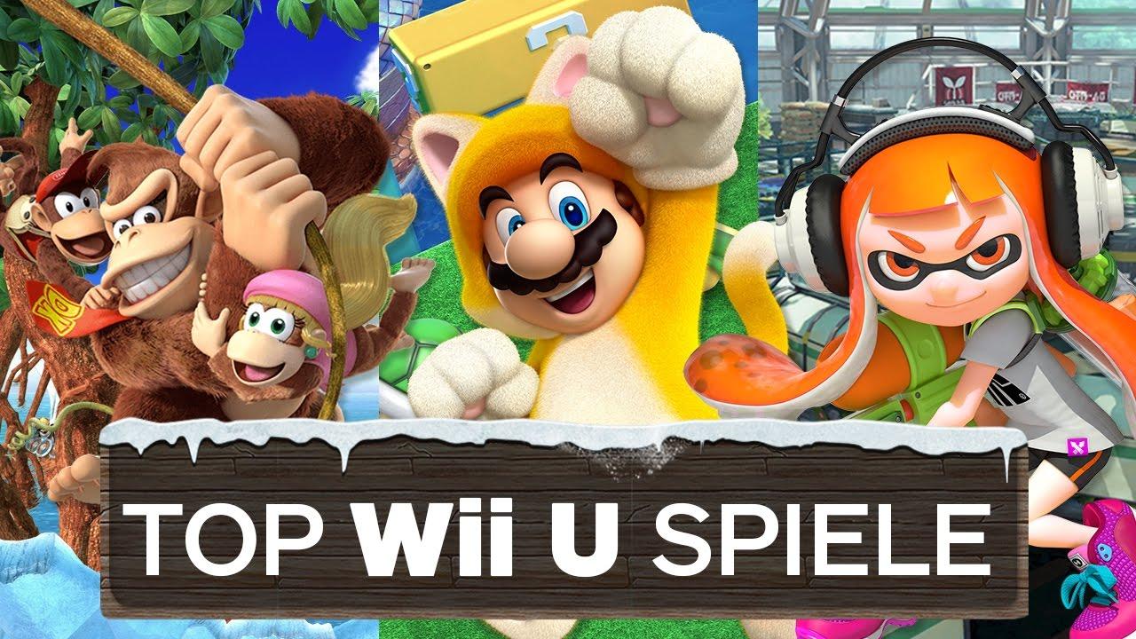 Die Besten Wii U Spiele D4rky Youtube