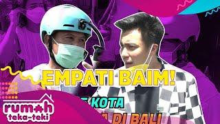 Download EMPATI BAIM! KEPADA RAKYAT - RUMAH TEKA TEKI