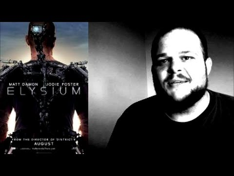 Elysium movie review (2013) Science Fiction Matt Damon