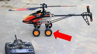 RC Helicopter Wheel Remote Control Toy H Producer