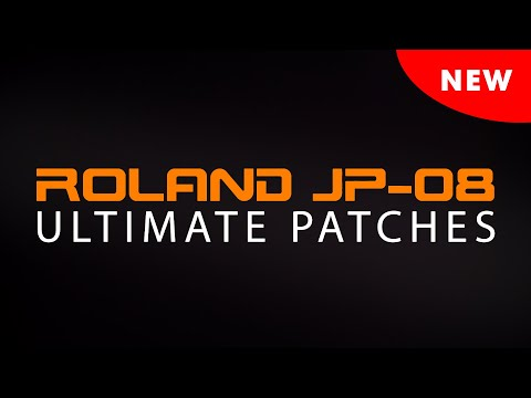 ROLAND JP-08 ULTIMATE PATCHES • VOLUME 2
