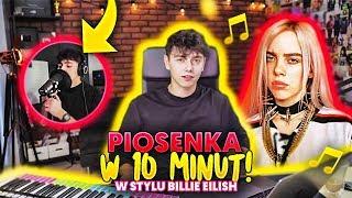 PIOSENKA OD ZERA W STYLU BILLIE EILISH!  | JDabrowsky