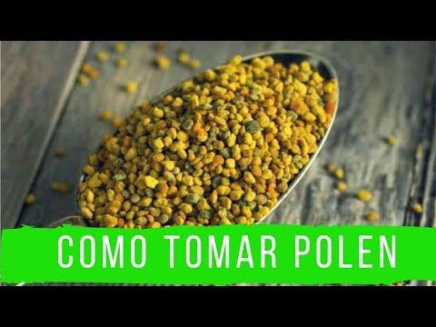 polen granulado para adelgazar