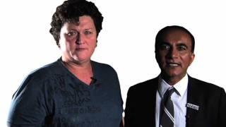 Dot Marie Jones and Iqbal Theba from Glee are Voting Yes for SAG-AFTRA
