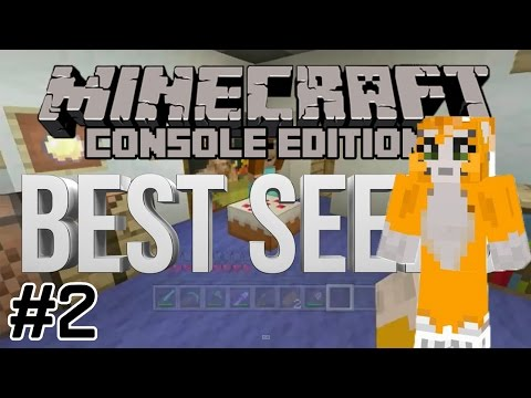 Minecraft: Stampylonghead Seed - Best Seeds! #2 (For Xbox 360, PS3, Xbox One, PS4)