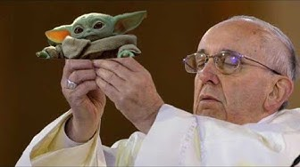 Top 50 Funniest Baby Yoda Memes EVER!