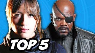 Agents Of SHIELD Season 2 Episode 20 - Inhumans War