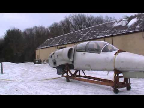 L-39 Albatros - TFE731 Engine Conversion - First Start