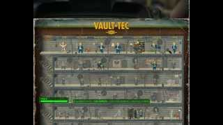 ВСЕ Способности и Умения в Fallout4 Развитие персонажа