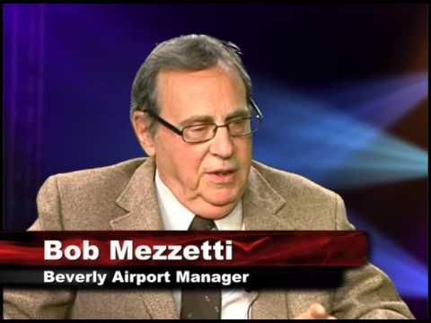 Jason's In The House talking about Beverly Regional Airport