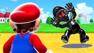Bowser's Fury Walkthrough Part 1 - Giga Cat Mario