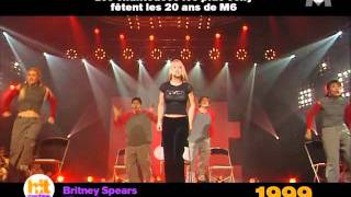 Britney Spears - (You Drive Me) Crazy (The Stop Remix!) (Live Hit Machine)