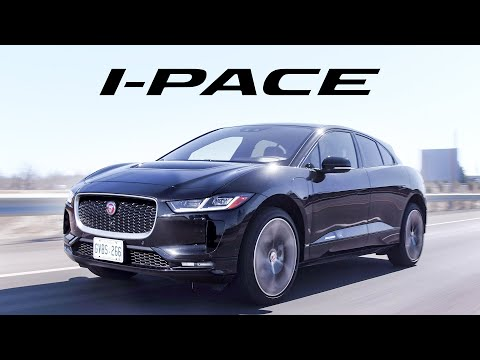 2019 Jaguar I-Pace Review - Not Better Than a Tesla?