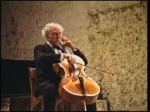 Paul Tortelier plays Bach - Sarabande (vaimusic.com)