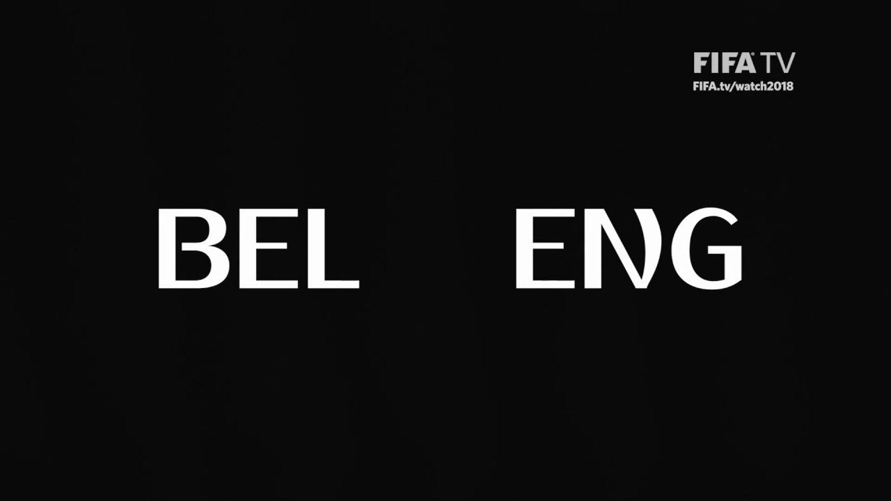 Belgium v England - PROMO!