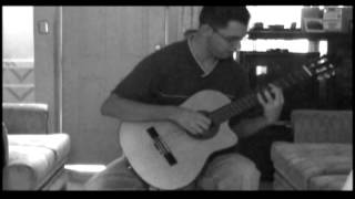 Blue Magic - Sideshow (Fingerstyle guitar).