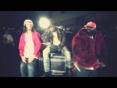 """Waka Flocka Flame- """"O Let's Do It"""" Remix (Official HD Video) (Feat. Diddy & Rick Ross)"""