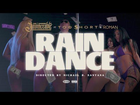 Invinceable - Rain Dance (Official Video) feat. Too $hort & Roman