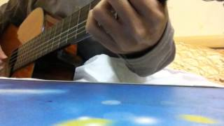 Sao lại khóc (Mew Amazing) guitar cover