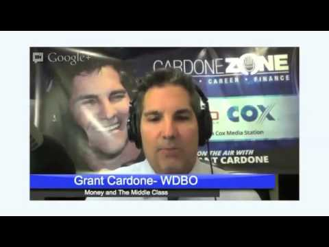 How Grant Cardone Started