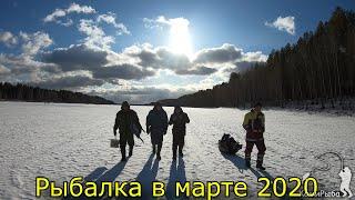 Зимняя Рыбалка 21 марта 2020 Поиск рыбы