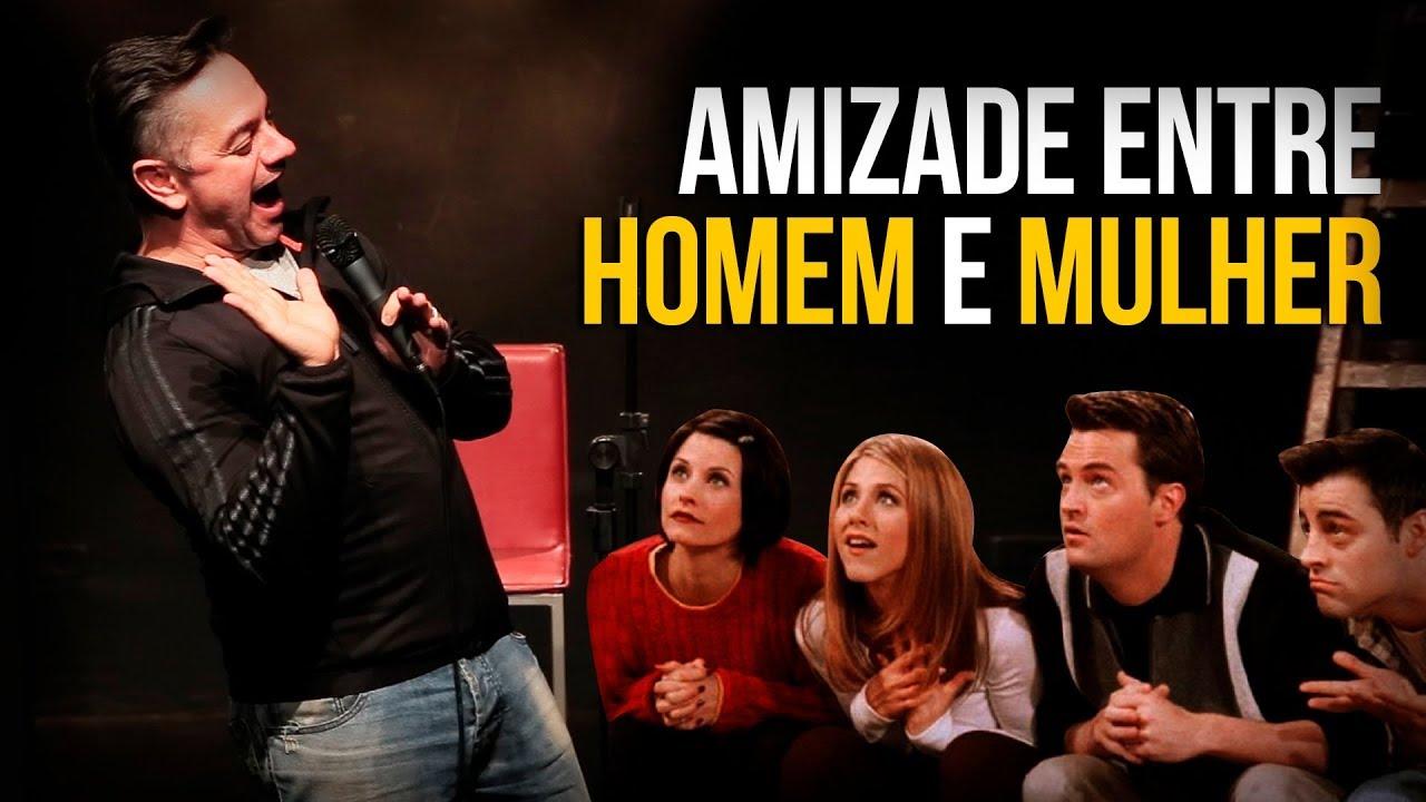 EXISTE AMIZADE ENTRE HOMEM E MULHER? - ROGÉRIO VILELA | STAND-UP COMEDY