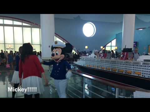 Disney Dream September 2017 Part 1