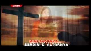 Lagu Rohani Populer - Tahta Suci Voc. Ajeng Astiani (XFactor Indonesia 2015)
