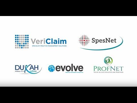 Introduction to SpesNet, ProfNet, Duxah, Evolve and Vericlaim