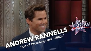 Andrew Rannells: Girls? More Like