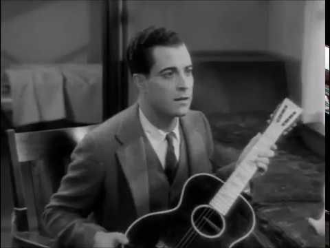 Old Italian Love Song Ramon Novarro