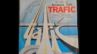 "Thème du film ""Trafic"" de Jacques Tati + scènes choisies Resimi"
