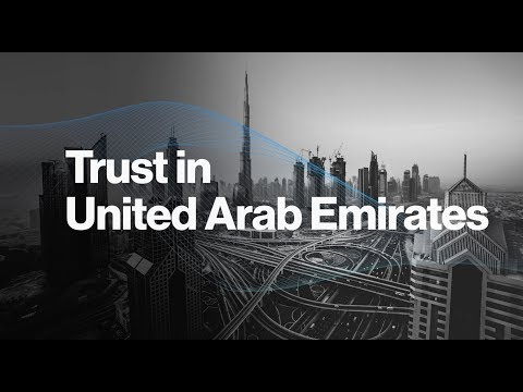 Tod Donhauser on Trust in the UAE