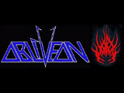 OBLIVEON (Canada) Live  La Brique, Montreal, QC, Canada 01 11 1992