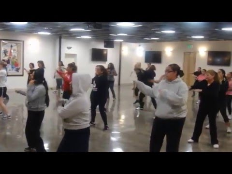 Zumba Medley at MJ Dance Studio Long Beach CA