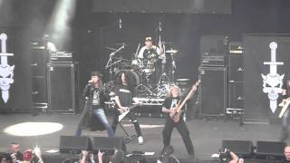 ROXXCALIBUR - Witchfinder General - Live at Rock Hard Festival 2014