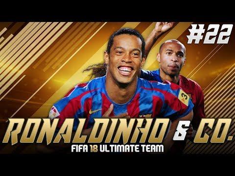 Henry dominuje! - FIFA 18: RONALDINHO & CO. [#22]
