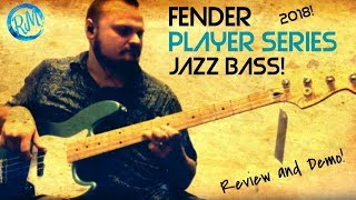 Fender Player Series Jazz Bass Review