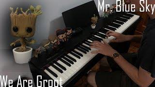 ELO - Mr. Blue Sky Piano Cover