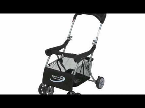 Baby Trend Snap N Go Stroller Frame 1305 Babytrend Youtube