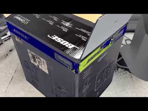 Unboxing And Comparing Bose L1 Compact Speaker, QSC K12, Fender Passport Venue Speakers