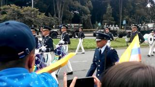 \\\x22Despacito\\\x22- Desfile militar 20 de Julio 2017