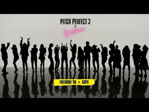 Pitch Perfect 3 x The Voice