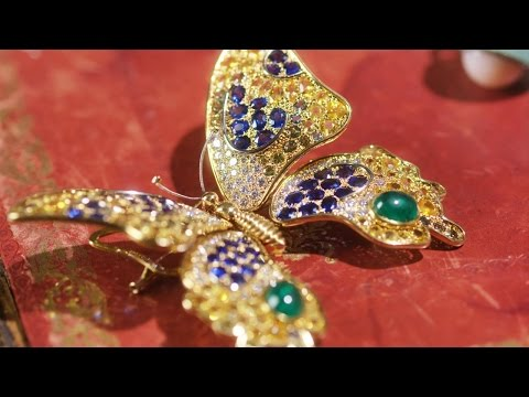 Marjorie S. Fisher's Encyclopedic Jewel Collection