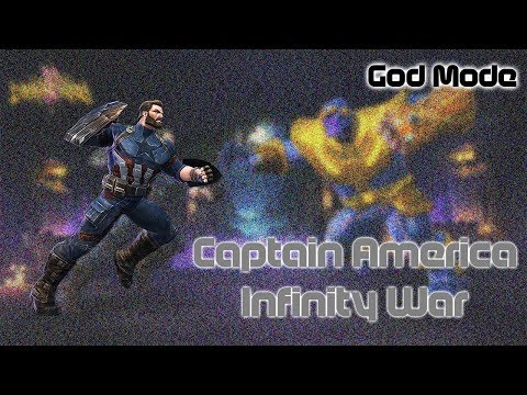 Captain America (IW) God Mode [Content Creator Program] - Marvel Contest of Champions