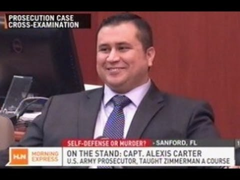 George Zimmerman Laughs In Court