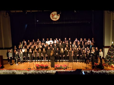 Martinsburg High School Winter Choral Concert 2019